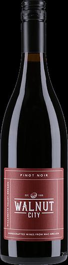 Walnut City Wine Works : Pinot Noir 2018