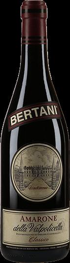 Bertani : Amarone Della Valpolicella Classico 2008