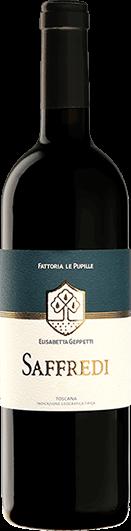 Fattoria Le Pupille : Saffredi 2015