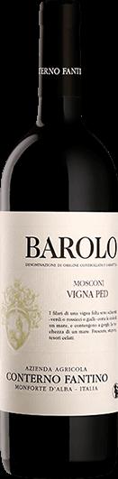 """""""Conterno Fantino : Barolo Mosconi """"""""Vigna Ped"""""""" 2012"""""""