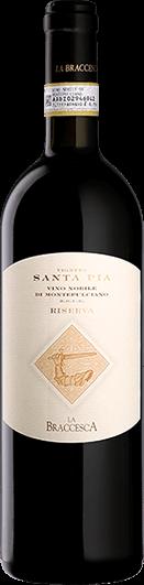 Antinori - La Braccesca : Vigneto Santa Pia Riserva 2012