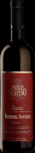 Paolo Scavino : Rocche dell Annunziata Riserva 2010