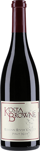 Kosta Browne Winery : Russian River Valley Pinot Noir 2018