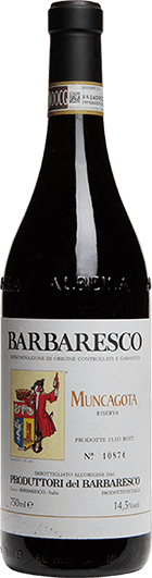 Produttori del Barbaresco : Muncagota Riserva 2016