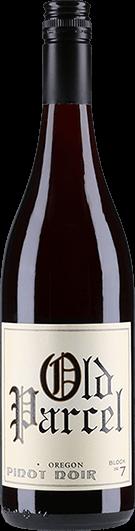 Old Parcel : Block 7 Pinot Noir 2019