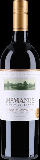 McManis Family Vineyards : Cabernet Sauvignon 2019