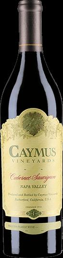 Caymus Vineyards : Cabernet Sauvignon 2019