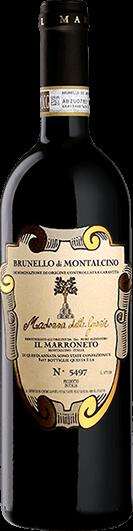 Il Marroneto : Brunello di Montalcino Selezione Madonna delle Grazie 2016