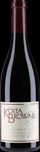 Kosta Browne Winery : Gap's Crown Vineyard Pinot Noir 2018
