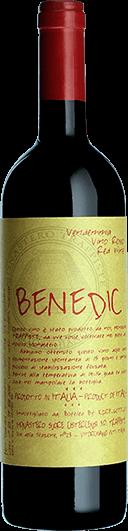"Monastero Suore Cistercensi : ""Benedic"" Vino Rosso 2019"