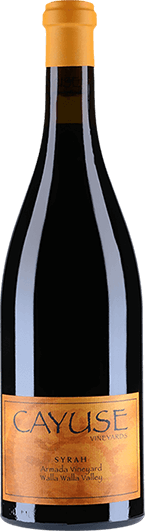 Cayuse Vineyards : Armada Vineyard Syrah 2017
