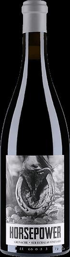 Horsepower Vineyards : Sur Echalas Vineyard Grenache 2014