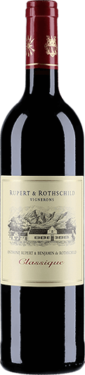 Rupert & Rothschild Vignerons : Classique 2017