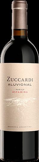 Zuccardi : Aluvional Altamira Malbec 2015