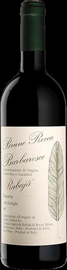 Bruno Rocca : Barbaresco Riserva Rabajà 2014