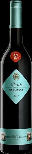 Marchesi di Barolo : Barolo Sarmassa Limited Edition 10 years 2010