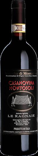 Le Ragnaie : Casanovina Montosoli 2015