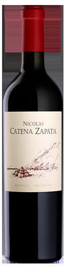 Bodega Catena Zapata : Nicolas 2018