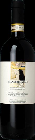Gianni Brunelli : Brunello di Montalcino 2015