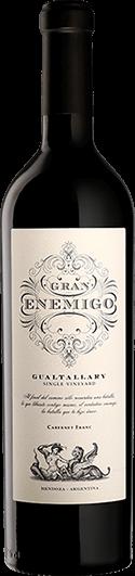 """""""El Enemigo : Gran Enemigo """"""""Gualtallary"""""""" 2013"""""""