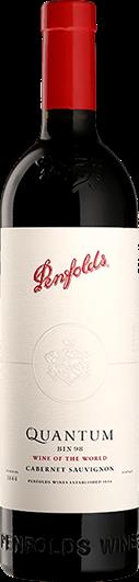 Penfolds : Quantum Bin 98 Cabernet Sauvignon Wine of the World 2018