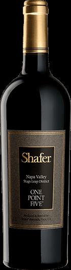 Shafer Vineyards : One Point Five Cabernet Sauvignon 2018
