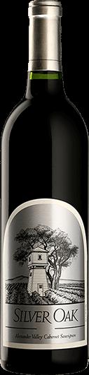 """Silver Oak Cellars : Alexander Valley """"Cabernet Sauvignon"""" 2015"""