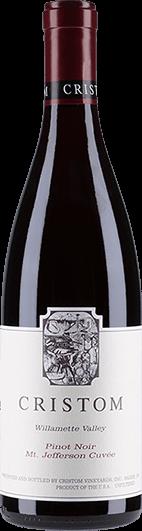 Cristom Vineyards : Mt. Jefferson Cuvee Pinot Noir 2019
