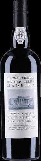 The Rare Wine Co. : Savannah Verdelho Special Reserve