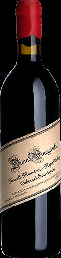 Dunn Vineyards : Cabernet Sauvignon Howell Mountain 2015