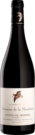 Domaine de la Mordorée : La Dame Rousse Côtes du Rhône Rouge 2020