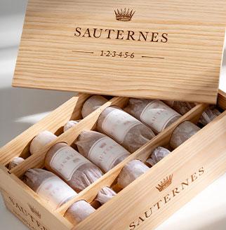 Sauternes de Château d'Yquem