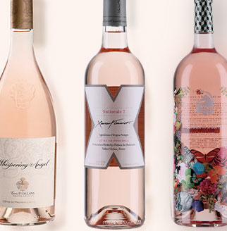 Our Rose Wines