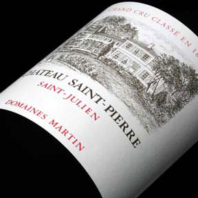 Chateau Saint-Pierre 1998 - 0