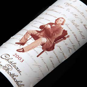 Chateau Mouton Rothschild 2003 - 0