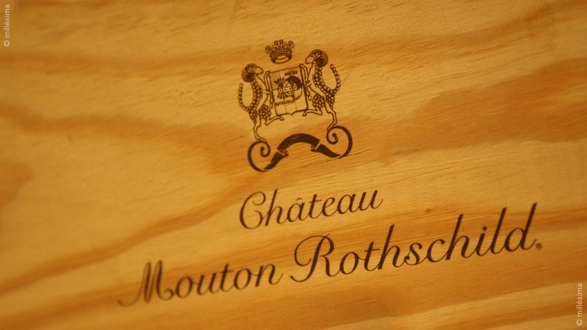 Chateau Mouton Rothschild 2014 - 0
