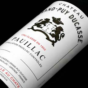 Chateau Grand-Puy Ducasse 2010 - 0