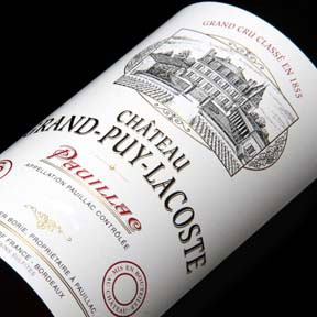 Chateau Grand-Puy-Lacoste 2003 - 0