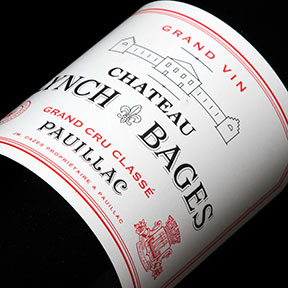 Chateau Lynch-Bages 2001 - 0