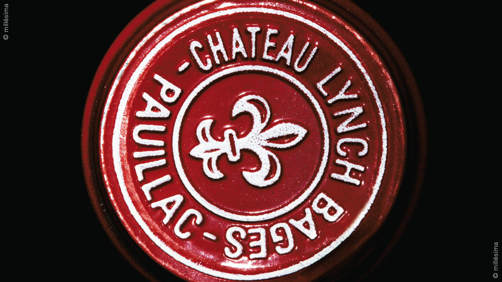 Chateau Lynch-Bages 2000 - 1
