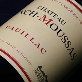 Chateau Lynch-Moussas 2008 - 0