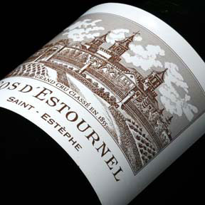 Chateau Cos d'Estournel 2001 - 0