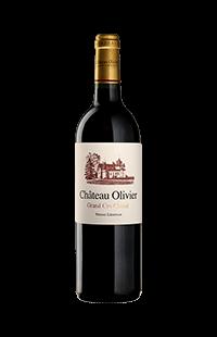 Château Olivier 2012
