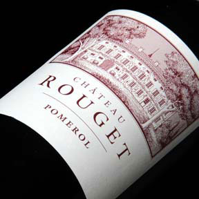 Chateau Rouget 2012 - 0
