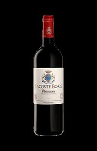 Lacoste-Borie 2009
