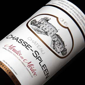 Château Chasse-Spleen 2014 - 0