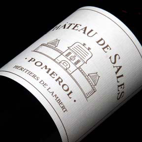 Chateau de Sales 2010 - 0