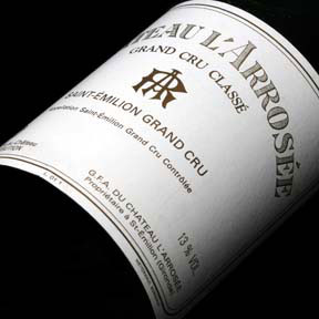 Chateau L'Arrosee 1998 - 0