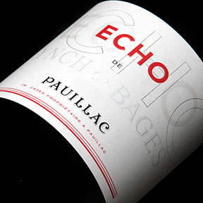 Echo de Lynch-Bages 2015 - 0