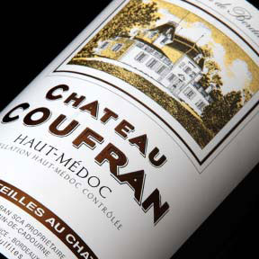 Chateau Coufran 2015 - 0